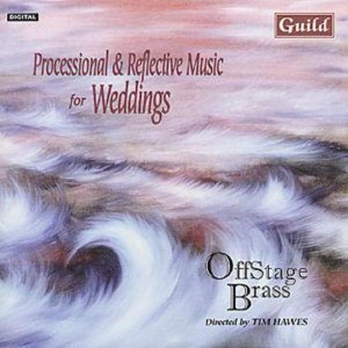 Various Composers : PROCESSIONAL & REFLECTIVE MUSIC FOR