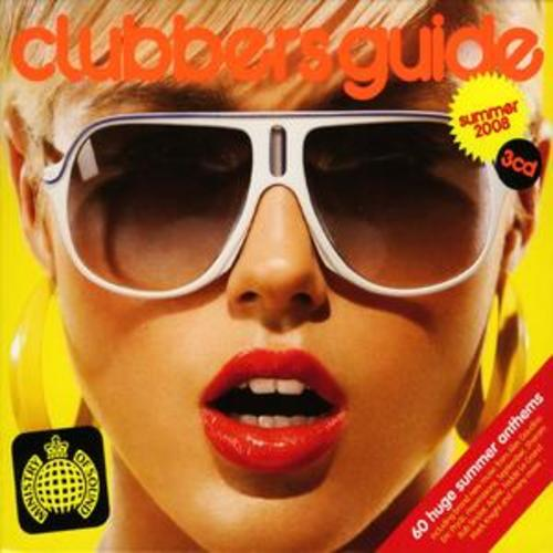 Various Artists : Clubbers Guide Summer 2008 CD (2008)