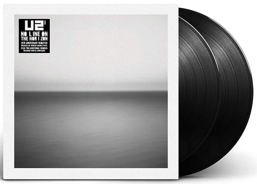 Details about U2 : No Line On the Horizon VINYL 10th Anniversary 12
