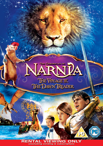 The Chronicles Of Narnia:voyage Of The Dawn Treade  DVD