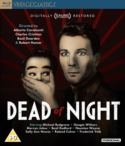 Dead of Night Bluray Special NEW